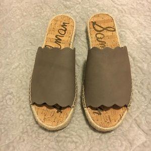 Sam Edelman Espadrille Sandals size 9